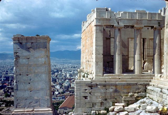 Propylaea Athens
