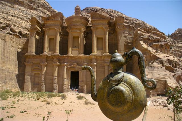 Al Deir At Petra
