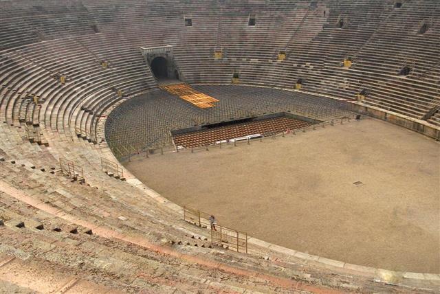 Arena Di Verona Amphitheatre Italy