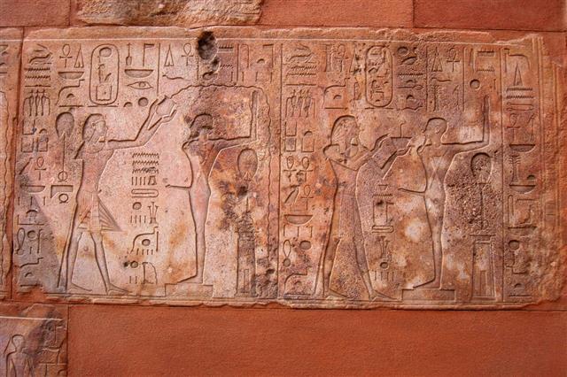 Fertility Hieroglyphs