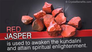 Red Jasper gemstone