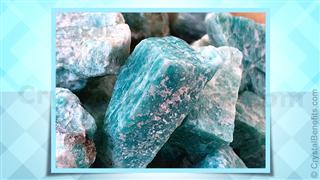 Amazonite gem