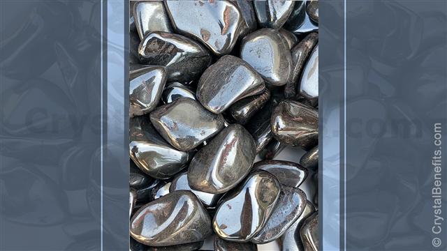 Hematite spiritual gem