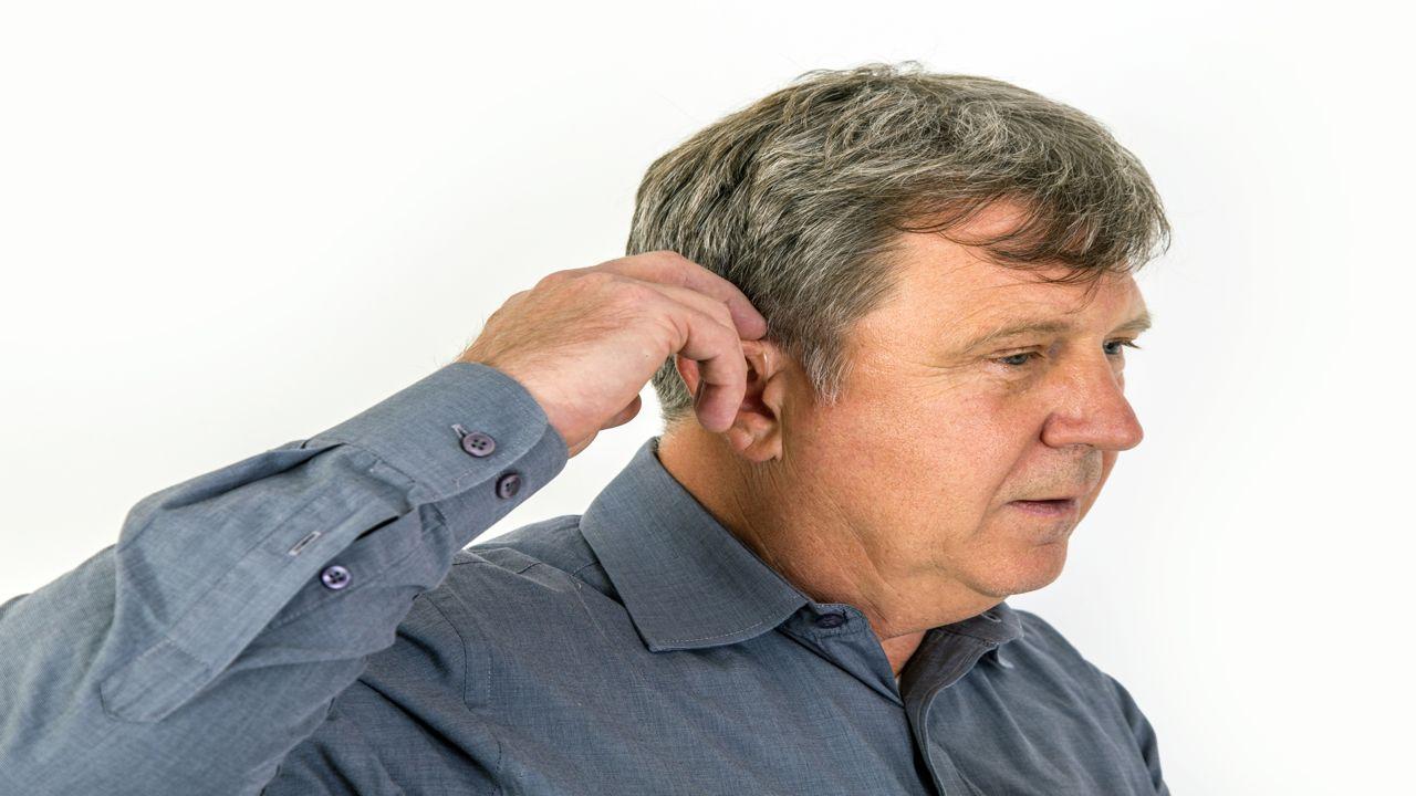 Swollen Lymph Node Behind Ear
