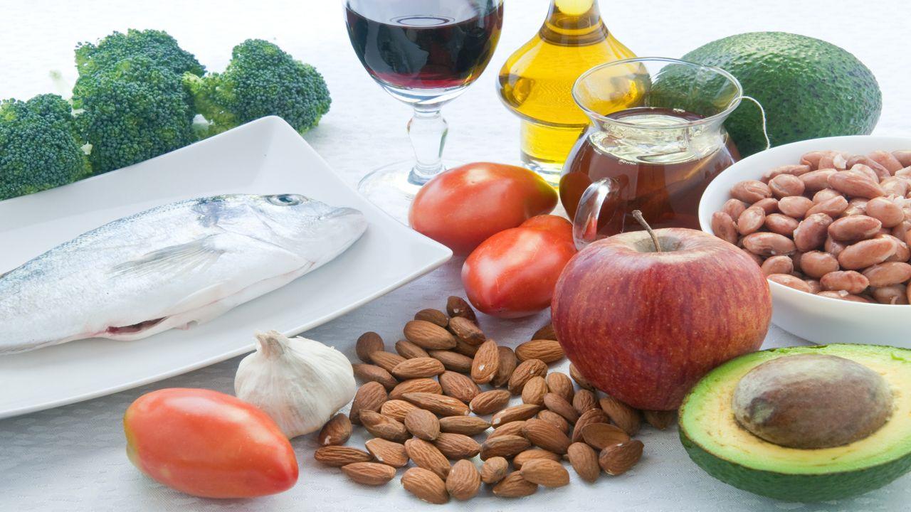 Cholesterol Diet Menu