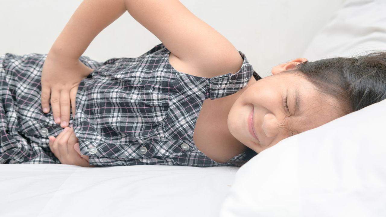 Symptoms of Gallbladder Problems in Children