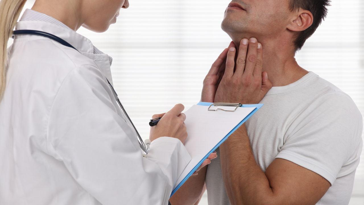 Underactive Thyroid in Men