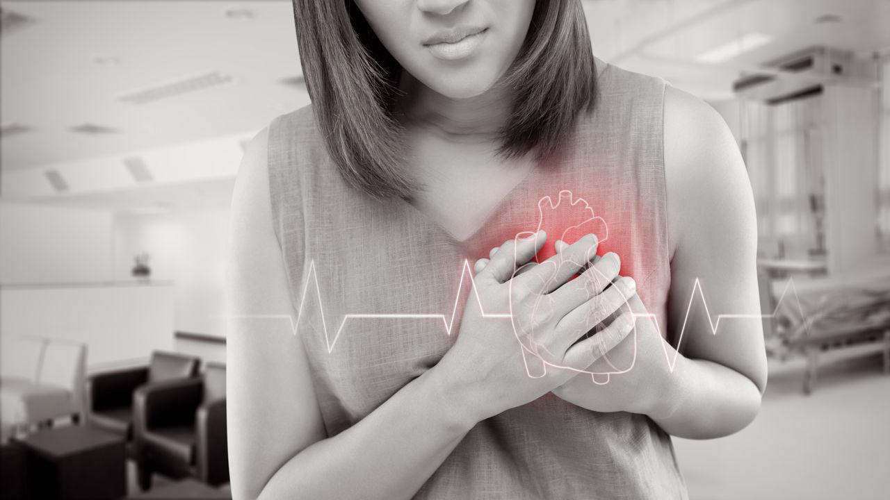 Heartburn Symptoms in Women