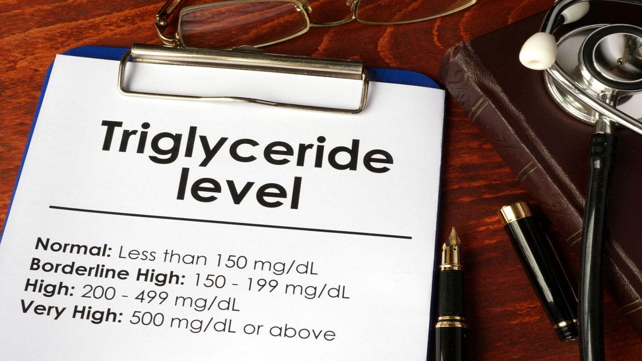 Normal Range of Triglycerides